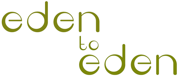 Eden to Eden 100% Natural Hair & Skin Products Header