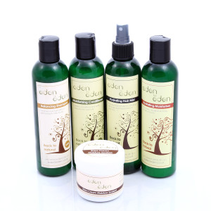 Eden to Eden Hair Products